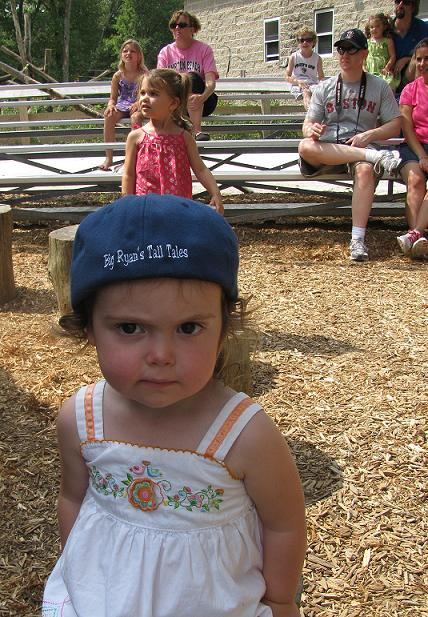 Lex at the Zoo